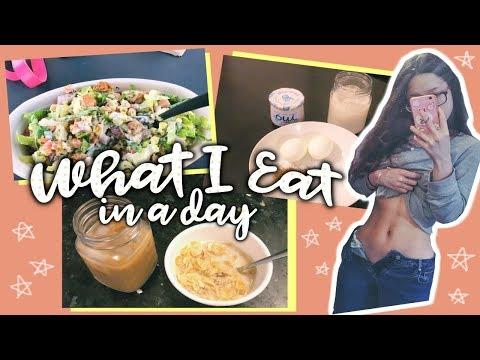 🍜 TRÂN ĂN GÌ TRONG MỘT NGÀY ĐỂ GIỮ DÁNG ✨ What I Eat In A Day To Stay In Shape 💁🏻 | Diane Le