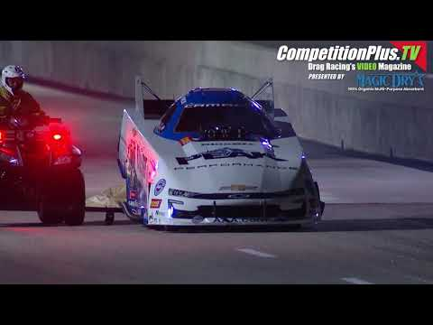 FORCE FAMILY TOPS DALLAS NHRA FALLNATIONALS QUALIFYING