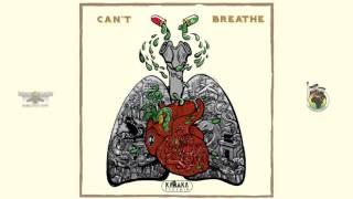 "New boom tune from Kabaka Pyramid ""Can't Breathe"""