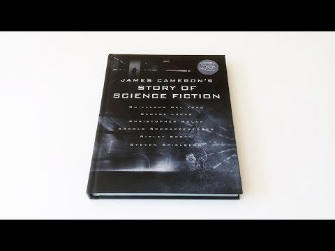 James Cameron's Story of Science Fiction Book Video Review