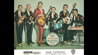 Hank Thompson & Bob Wills   Hang Your Head in Shame 1945