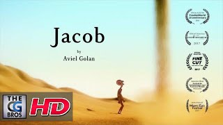"**Award Winning** CGI 3D Animated Short Film: ""Jacob"" - by Aviel Golan"