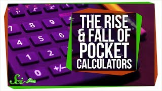 How Pocket Calculators Changed Electronics Forever