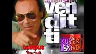 """Antonello Venditti & Super Band - Che fantastica storia è la vita (Live from """"Campus Live"""")"""