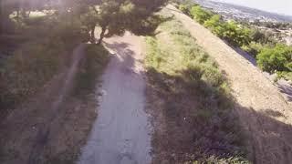 FPV Fail Crash - Diatone Airblade 4K