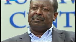 Ujumbe wa Rais Uhuru Kenyatta na viongozi wengine wakati wa Krismasi