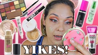 Full Face Of Hard Candy Makeup + Reviews!