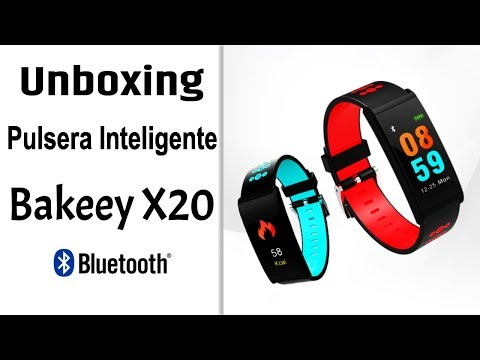 Bakeey X20 Conoce sus caracteristicas y funciones - Bangood.com
