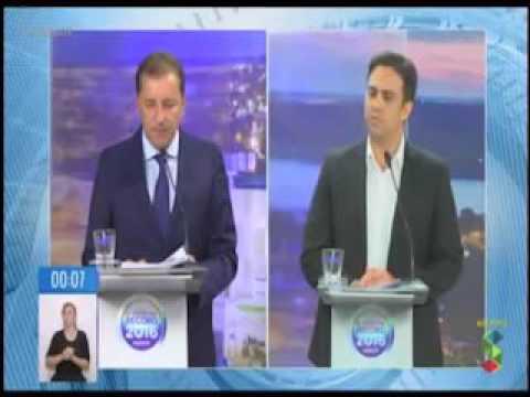 #DebateNaSICTV do 2º turno - Bloco 1  - Gente de Opinião