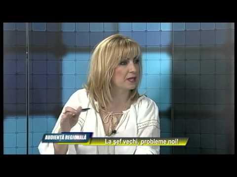 Emisiunea Audiență Regională – Carmen Gheorghe – 23 aprilie 2015
