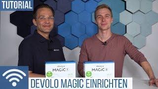 devolo Magic Einrichtung & Funktionen erklärt: Schnelles WLAN im ganzen Haus (Werbung)