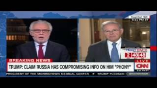 Menendez Discusses Rex Tillerson Hearing on CNN