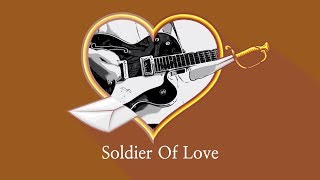 Soldier Of Love - The Beatles karaoke cover