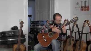 Weißgerber Konzertgitarre Klangbeispiel