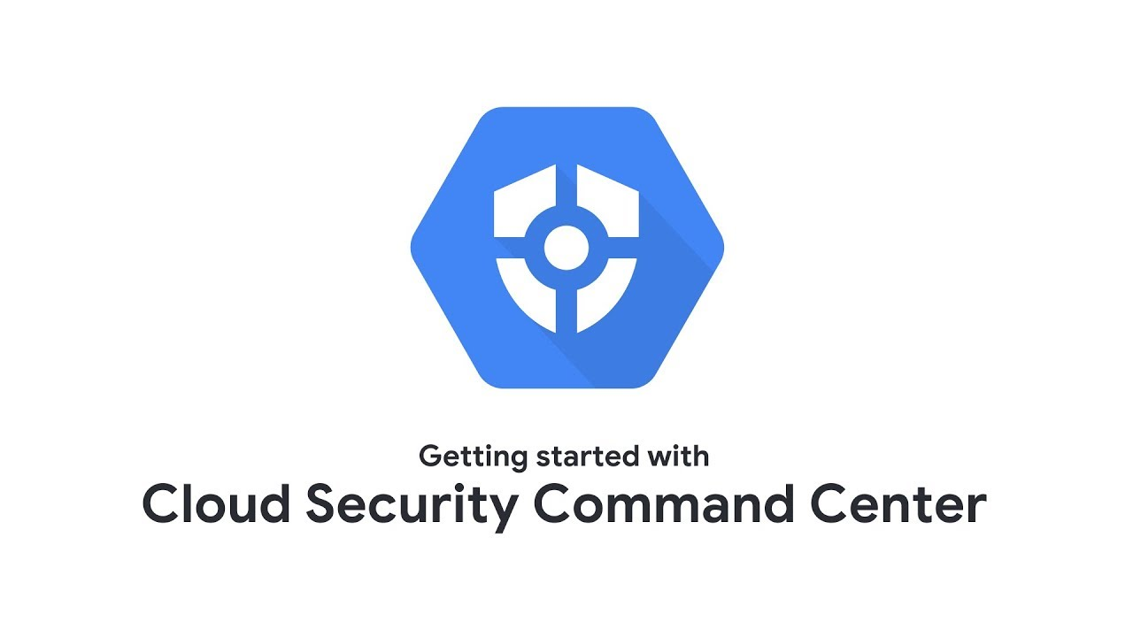 Cloud security command center youtube video