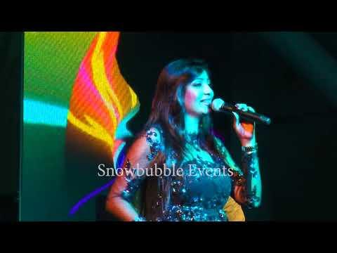 Mesmerising Singer|SME Awards|ICAI|Mumbai|Snowbubble Events