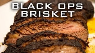 Black Ops Brisket