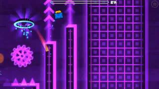 {On mobile} [EASY DEMON] Geometry Dash 2.1 - Ultra Paracosm By Rulas (3 coins)
