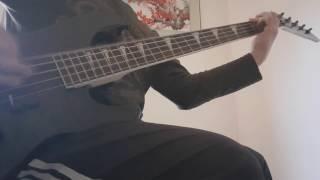 Evergrey-Monday Morning Apocalypse (Bass cover)