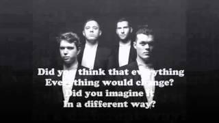 Everything Everything - Regret (Lyrics)