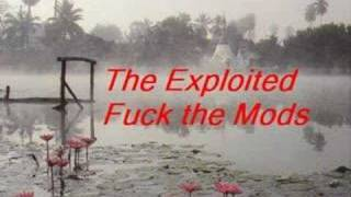 The Exploited - Fuck the Mods (audio)