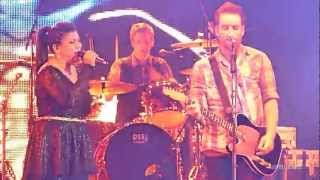 David Cook - Always Be My Baby Feat. Regina Ivanova (Live In Jakarta, 17 Juli 2012)