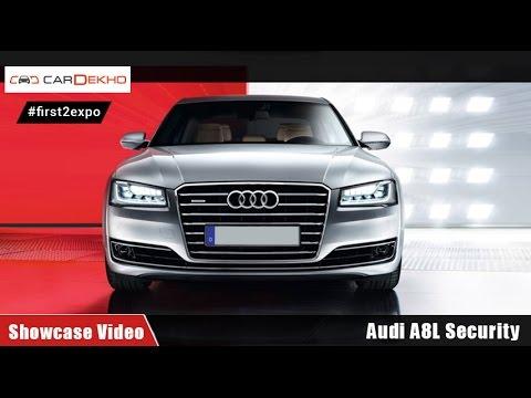 #first2expo : Audi A8L | Showcase Video | CarDekho@AutoExpo2016