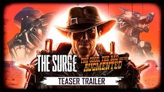 Teaser trailer The Good, the Bad and the Augmented