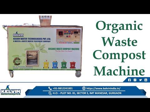 OWC Food Waste Composting Machine