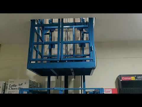 Automatic Goods Lift