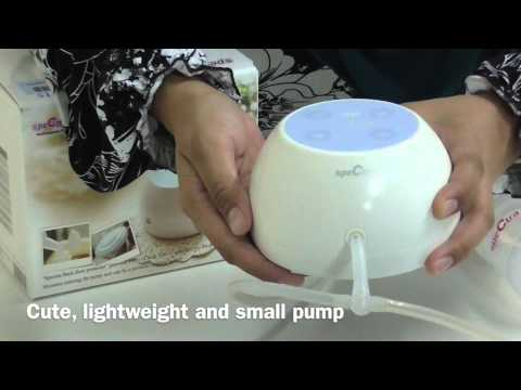 Spectra M1 Double Electric Breast Pump Mp3