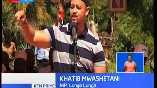 DP Ruto woos the South Coast calling on Coast leaders to unite