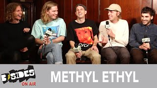 B Sides On Air: Interview   Methyl Ethyl Talks 'Triage', Discovering The Cure