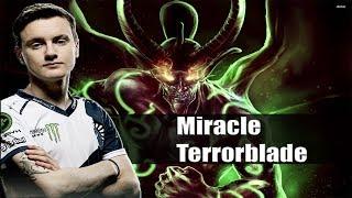 Dota 2 Stream: Liquid Miracle playing Terrorblade