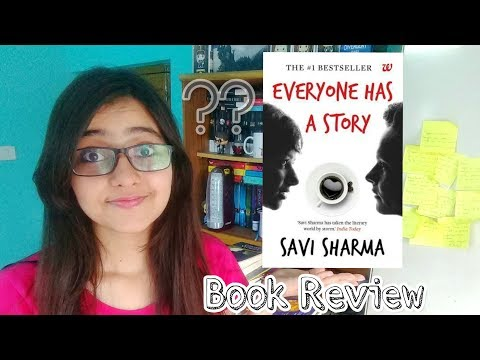 Everyone Has a Story by Savi Sharma | Book Review | Indian Bestseller