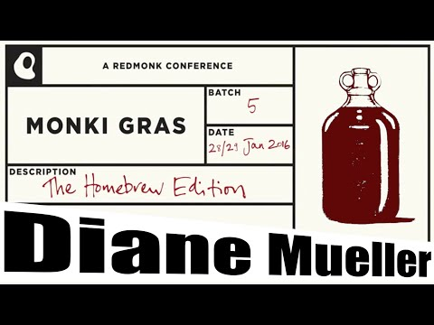 Inspiring the Next Generation – The GetMakered Project – Diane Mueller – Monki Gras 2016