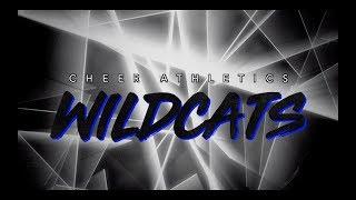 Cheer Athletics Wildcats 2018-19