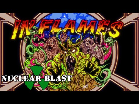 IN FLAMES - Pinball Map (Re-Recorded)