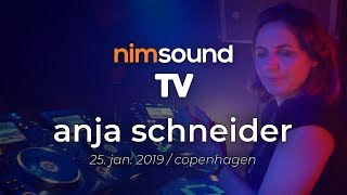 Anja Schneider - Live @ Culture Box in Copenhagen 2019