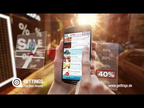 Video of GETTINGS - Coupons & Angebote