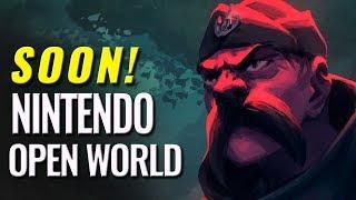 15 Upcoming Nintendo Open World Games of 2018