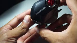 Daiwa alpha finesse custom 105hl