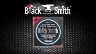 BlackSmith Strings Patent Video