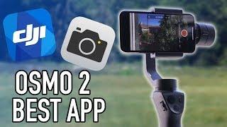 DJI Osmo Mobile 2 Best Companion - DJI GO APP OR DEFAULT CAMERA APP