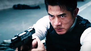 COLD WAR 2 Official Trailer 2016 Aaron Kwok Action Movie HD
