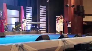 Piesie Esther's Performance At Stratcomm Praise Jam 2017