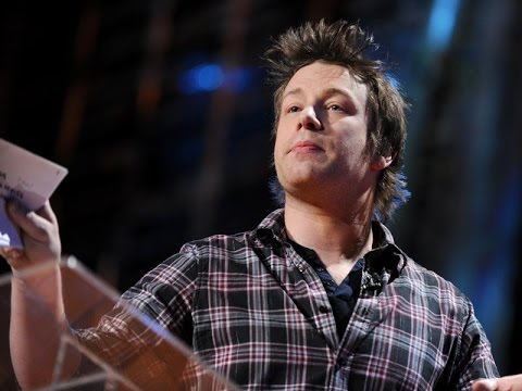 TED Talks: Jamie Oliver - Teach Every Child About Food