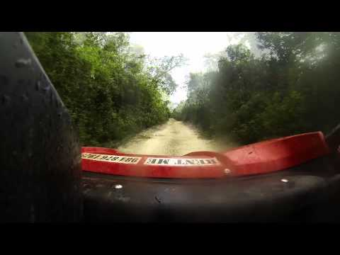 Playa del carmen ATV jungle tour HD No music