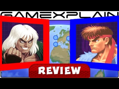 Ultra Street Fighter II - REVIEW FOLLOW-UP (Online Play & Final Score!) - YouTube video thumbnail