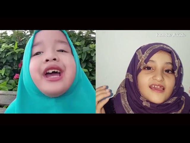 Aishwa Nahla ft UAS ft Muhammad Hadi Assegaf & Aliyah Husein - Medley of Shalawat